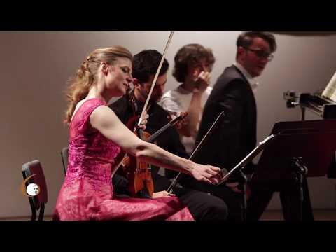 6ºFestivalTurina2017 Antonin Dvorák  Quinteto para piano y cuerda, op  81, B  155