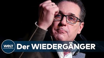 ÖSTERREICH: Heinz-Christian Strache will Bürgermeister von Wien werden