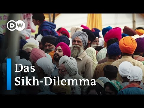 Zwischen Indien und