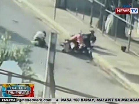 BP: Pedestrian, nabangga ng motorsiklo sa Mandaue City, Cebu