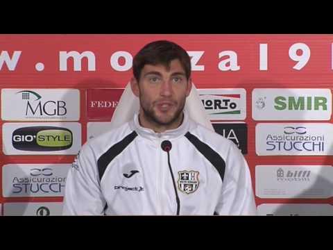 Monza-Virtus Bergamo 1909 0-1, 12esima giornata d'andata girone B Serie D 2016/2017