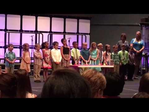 Deep Creek Academy Kindergarten Promotion Program