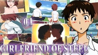 New Journey| Ep. 1 | Neon Genesis Evangelion - Girlfriend of Steel: Dating Sim