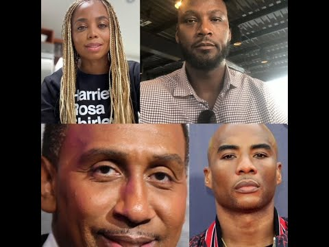 Kwame Brown SCHOOLS Jemele Hill, Stephen Smith & Charlamagne on Black masculinity-Vicki Dillard
