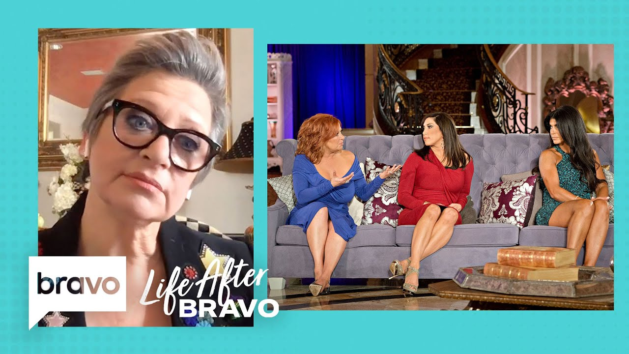 Why Did Caroline Manzo Want to Leave The Real Housewives of New Jersey? | Life After Bravo