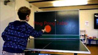 Robin Hill Farm Cottages: The Games Room