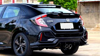 2021 Honda CIVIC Hatchback Turbo