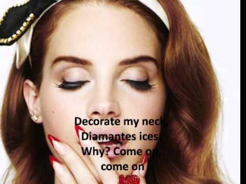 Cola-Lana Del Rey lyrics