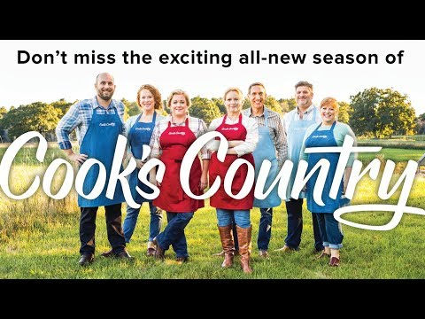 Cook's Country from America's Test Kitchen Season 10 Trailer