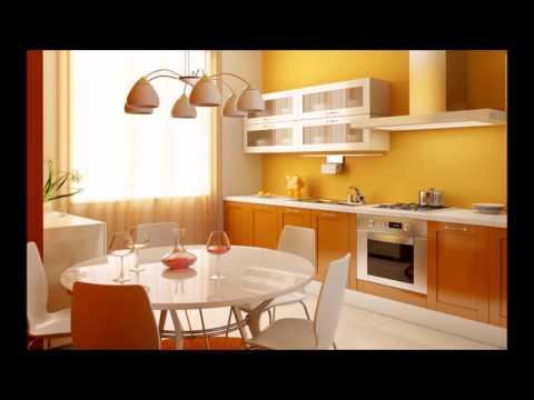 Обои для кухни - какой цвет выбрать, какие обои лучше подходят для кухни, критерии выбора обоев
