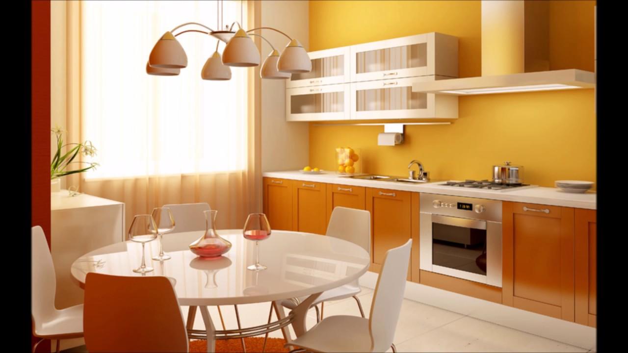Обои для кухни - какой цвет выбрать, какие обои лучше ...