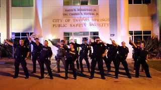 Cops, Fire Department Do 'Thriller' Dance to Raise Awareness for Candy Allergies thumbnail