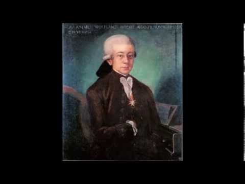 W. A. Mozart - KV 268 (365b/C14.04) - Violin Concerto No. 6 in E flat major (spurious)