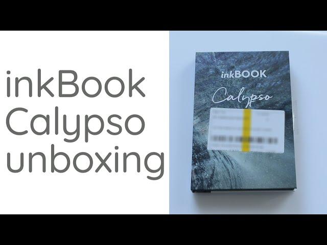 inkBook Calypso- pierwsze wrażenia