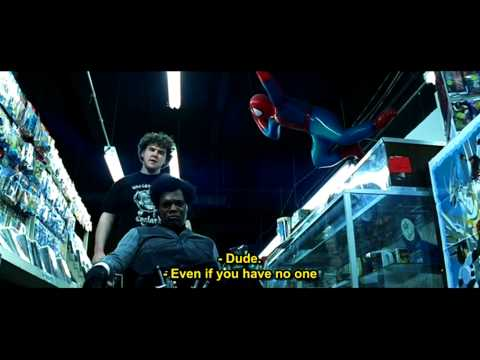 "UNBREAKABLE - ""You better not be jacking off to the Japanese comics, I swear to God"" scene"