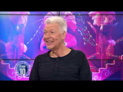 Tony Sheldon Celebrates 10th Anniversary Of 'Priscilla: Queen Of The Desert' Musical | Studio 10