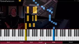 """La de da de da de da de day oh"" - Bill Wurtz - Piano Tutorial / Piano Cover"