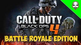 Call of Duty Black Ops 4 Getting Battle Royale PBUG/Fortnite Style 2018