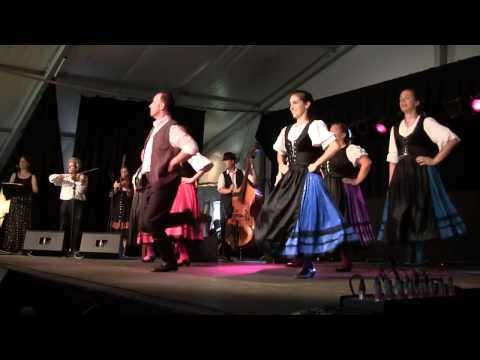 Kengugro and The Transylvaniacs Hungarian folk dance and music