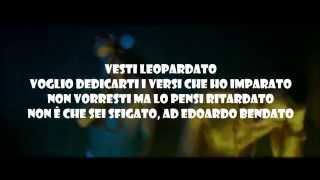 Marracash -  A Volte Esagero Feat Salmo & Coez Testo