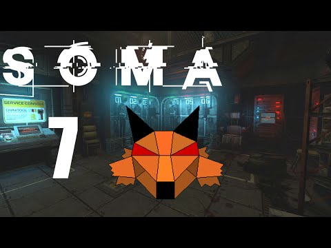 Let's Play SOMA [PC/1080P/60FPS/Blind] Part 07 - Control Station B