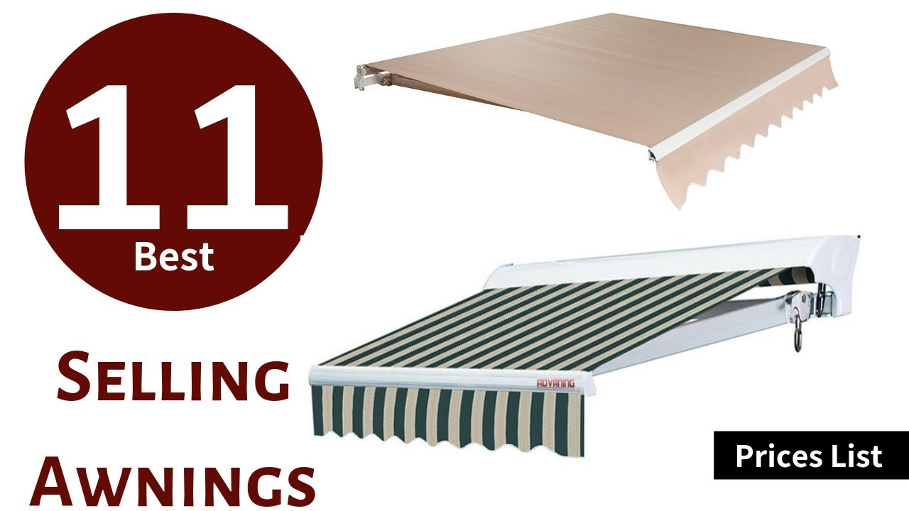 Top 11 Best Residential Awning Patio in 2019 Prices List ...