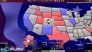 The Political Machine 2012   Gameplay PC  HD
