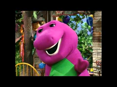 The Clapping Song - Barney