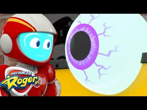 Space Ranger Roger | Roger and the Bouncy...
