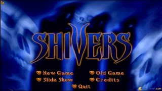 Shivers gameplay (PC Game, 1995)