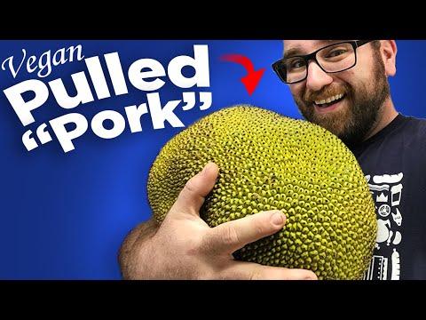 what-is-jackfruit?-how-to-make-jackfruit-into-vegan-pulled-pork