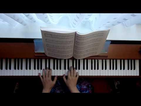 Sukiyaki (Ue o Muite Arukou) - Kyu Sakamoto - Piano Solo