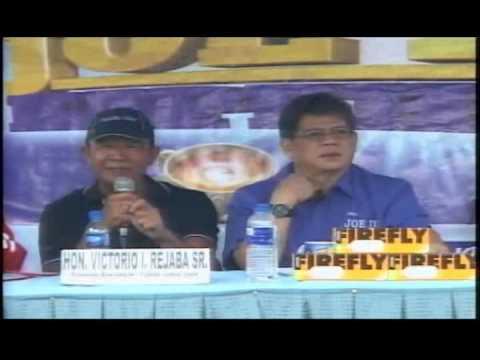Vice Mayor Atty Joe III Espinosa - Kapehan sa Barangay Tabuc Suba Jaro Iloilo City