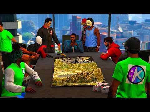 GTA 5 ONLINE - BOYZ N THE HOOD LIVESTREAM