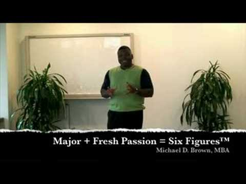 Inspirational Speakers - Michael D. Brown - Motivational Speaker... Powerful
