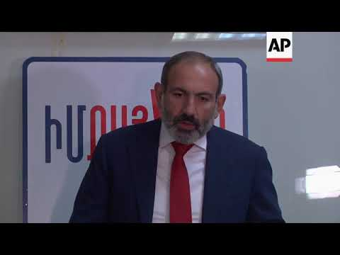 Pashinian: party to have majority in parliament
