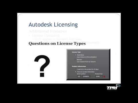 autodesk licensing