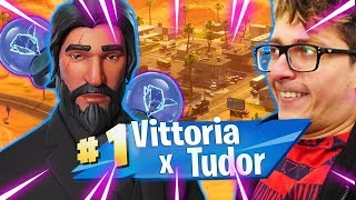 FORTNITE: REAL VITTORY TO FIRST COLPO!! infaillible!!