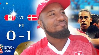 Peru vs Denmark 0-1 Reaction | Is It Over For Peru?