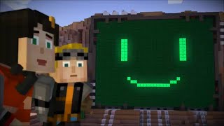 Minecraft Story Mode Female Playthrough Episode 7 Access Denied Full Playthrough