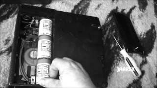 Unitra MK125 (zasilanie z baterii Centra R20) Thumbnail