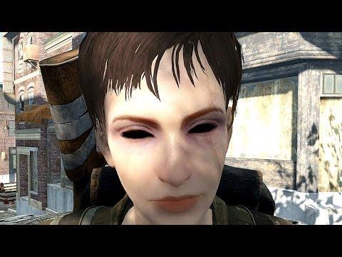 My Fallout 4 has a weird bug...
