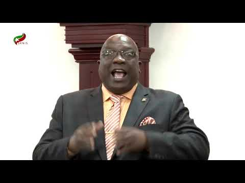 Statements by Prime Minister Dr. the Hon. Timothy Harris During Parliament 02/20/19