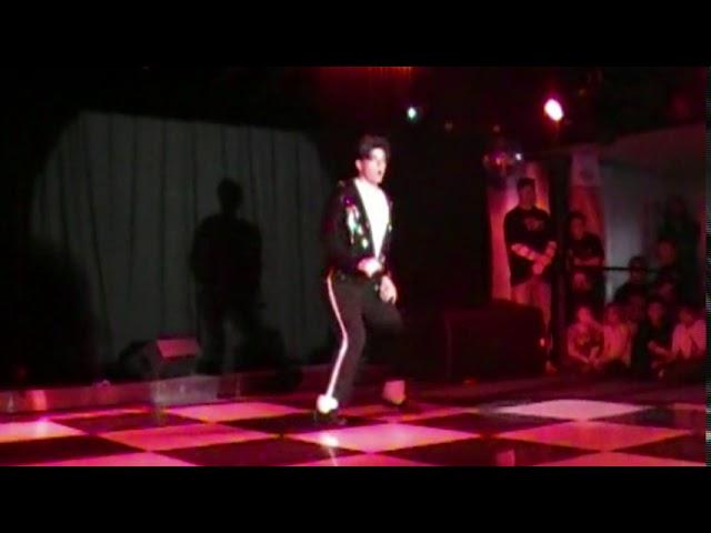 Michael Jackson's Billie Jean (Stena Line 2010)