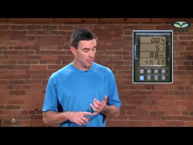 Improve Swimming Using the Vasa Ergometer Power Meter