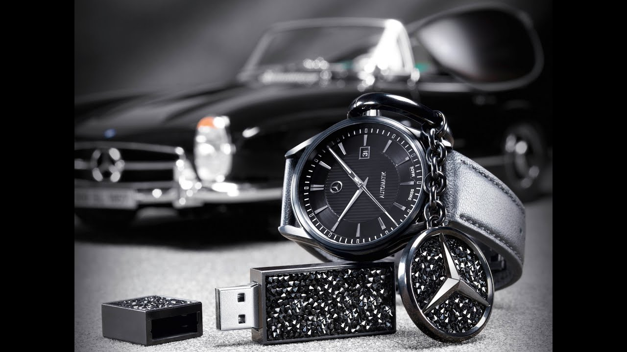 Mercedes benz lifestyle accessories official us collection for Mercedes benz watch collection