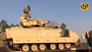 Американские танки в Литве. Кому нужны учения НАТО? Ситуация глазами местных жителей