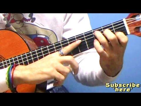 A beautiful Flamenco piece: (Lesson + TABS P1.)