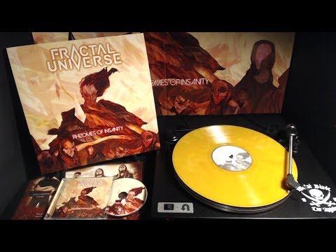 "Fractal Universe ""Rhizomes of Insanity"" LP Stream Mp3"