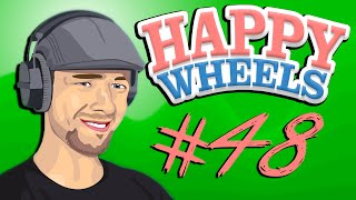 Happy Wheels - Part 48 | NOT THE CANNON
